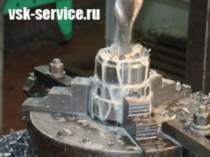 Металлообработка на станках с ЧПУ